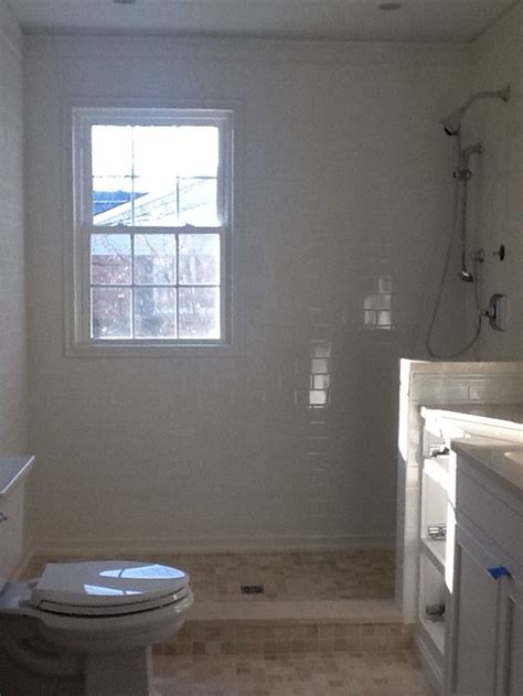 bathroom window sill ideas what kind of window treatment to use in a shower