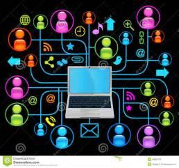 imagenes libres redes negro social de la computadora port 225 til de la red
