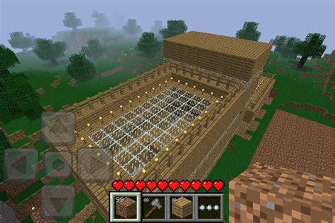 minecraft pe modern mansion minecraft project