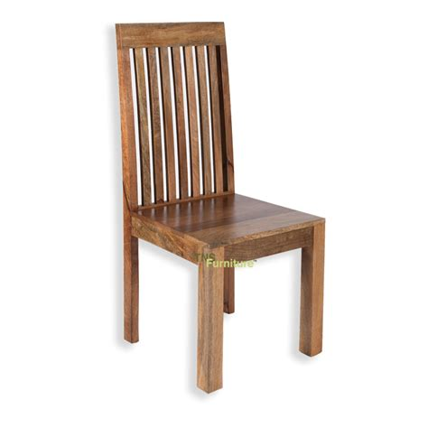 Mango Dining Chairs Tns Furniture Mansa Mango Slatted Dining Chair