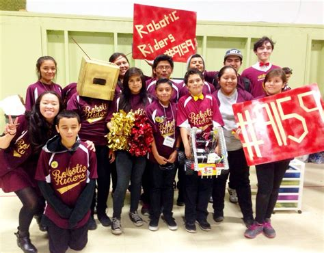 challenger school hollenbeck i am robotics grows with new middle school program