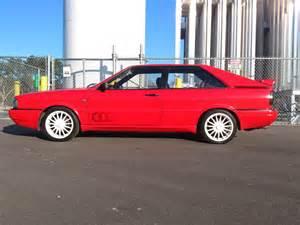 1987 Audi Coupe Gt 1987 Audi Quattro Gt Auto Restorationice