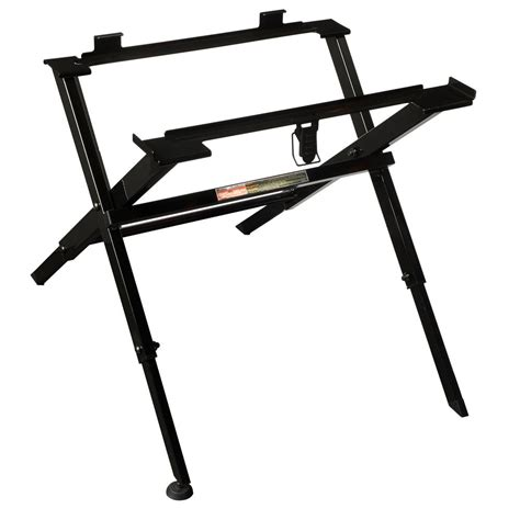 folding table saw stand milwaukee compact folding table saw stand 48 08 0561 the