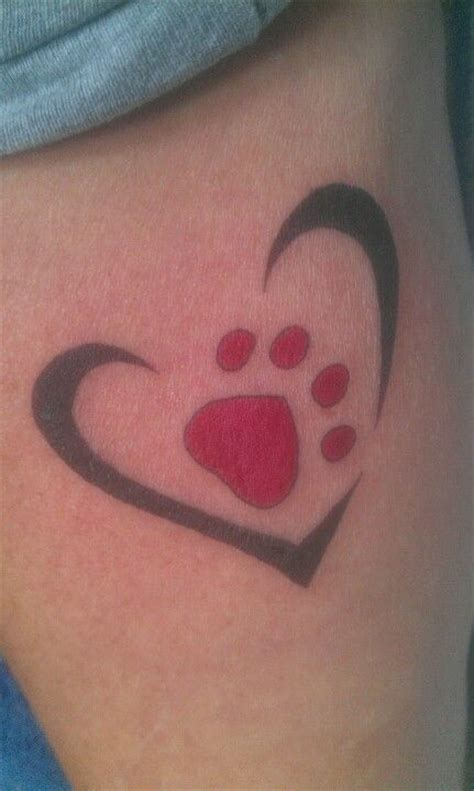 animal rescue tattoo animal rescue great stuff pinterest