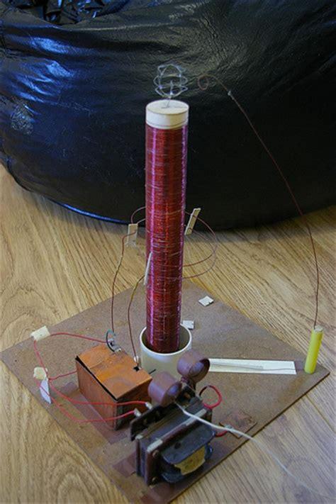 Tesla Coil Photo
