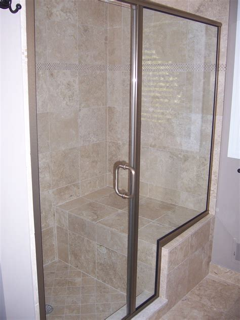 the best frameless glass shower doors home depot