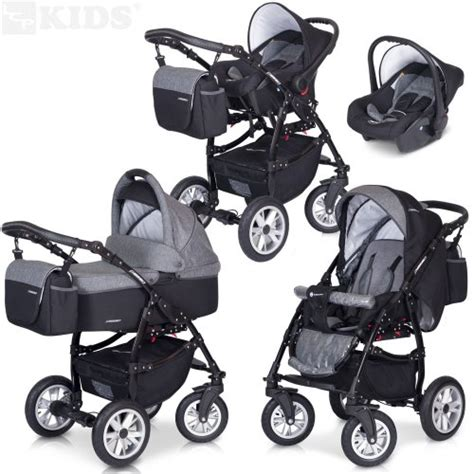 4 In 1 Travel 3 in 1 travel system passo classic pushchair stroller