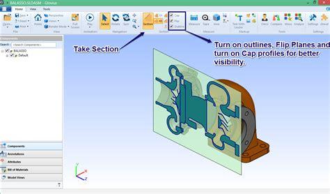 How Do Sections Take by Glovius Help Glovius