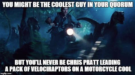 Jurassic Park Meme - small bussiness protips from jurassic world