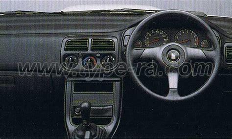 Subaru Impreza My95 Wrx Type Ra