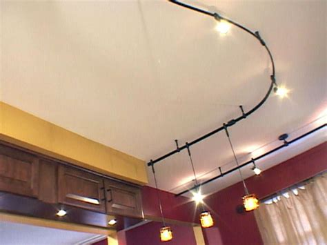 replace chandelier with track lighting diy lighting ideas diy