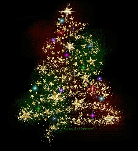 30 amazing christmas tree gifs to share best animations