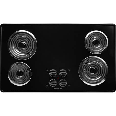 ffeclb frigidaire  coil electric cooktop black
