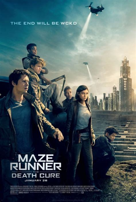 maze runner film awards maze runner the death cure movie poster 11 of 20 imp