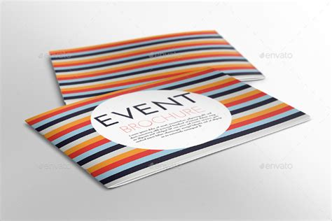 Awesome Brochure Templates by 14 Event Brochures Psd Vector Eps