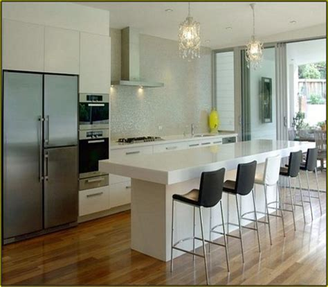 modern kitchen with island contemporary kitchen islands with seating modern kitchen