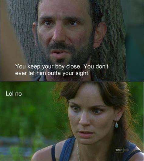 Walking Dead Memes Season 3 - quot the walking dead quot season two meme collection 25 pics 1