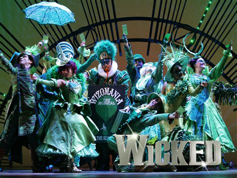 Home Theater Design Nyc by See Wicked On Broadway With Vip Access And Go Backstage