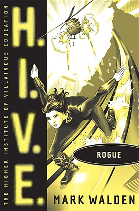 hive book 8 books and the random rogue hive 5