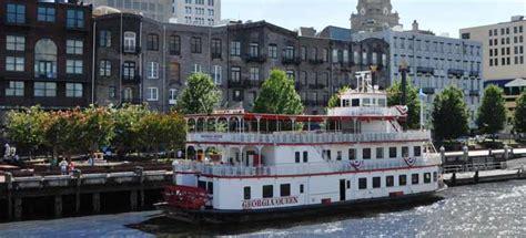 savannah boat cruise savannah riverboat cruises discover savannah ga