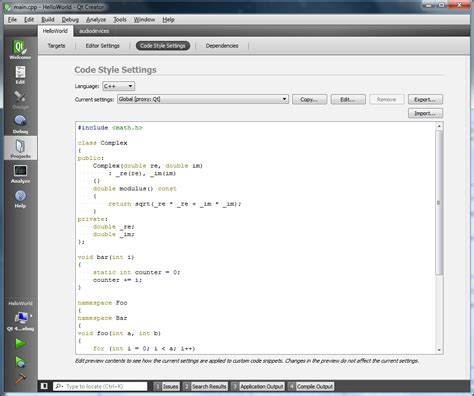 programming in qt creator learn c with qt part 001 introduction to the qt