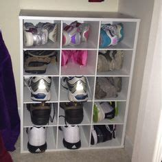 kallax shoe storage roomy family shoe storage option using kallax expedit