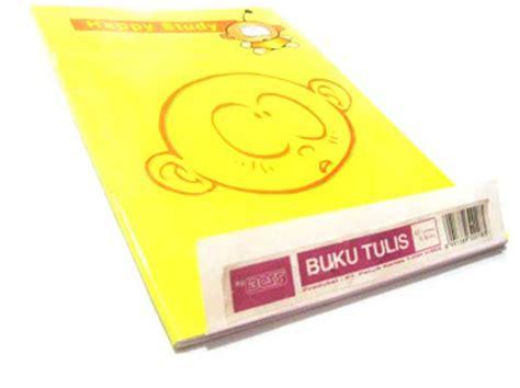 Harga Buku Big Isi 42 distributor penjualan alat tulis perkantoran juli 2011