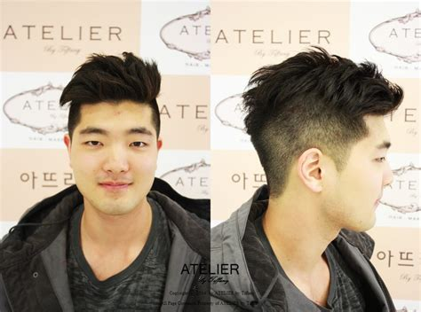 what is a block hair cut men s two block style hair cut by atelier by tiffany yelp