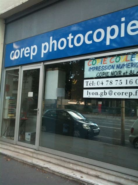 Corep Grange Blanche by Corep Printing Services 152 Cours Albert