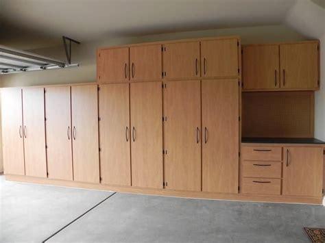 Garage Cabinets Plans Solutions Garage Pinterest Free Plans For Building Garage Cabinets