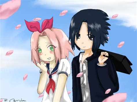 kumpulan gambar sasuke romantis gambar kata kata