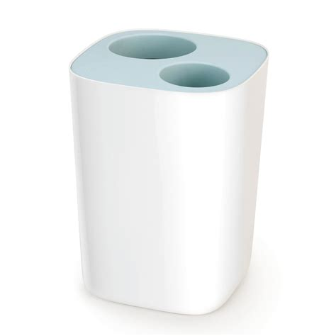 bathroom recycling split bathroom recycling bin by joseph joseph