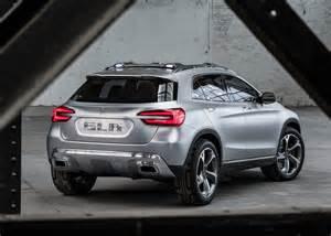 Mercedes Gla Compact Suv Mercedes Gla Compact Suv Extravaganzi