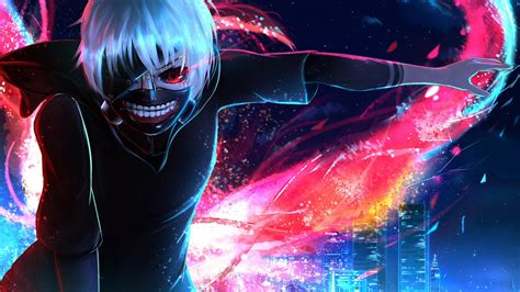 wallpaper abyss tokyo ghoul one eye ghoul full hd papel de parede and planos de fundo