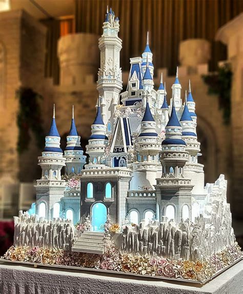 Castle Wedding Cake by 13320 Best Cakes Cupcakes And Cookies Images On