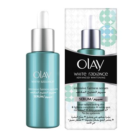 Olay White Radiance Series skin treatments olay