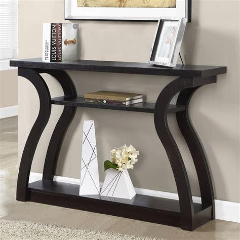 Black Bedroom Dressers zipcode design gwyneth console table amp reviews wayfair
