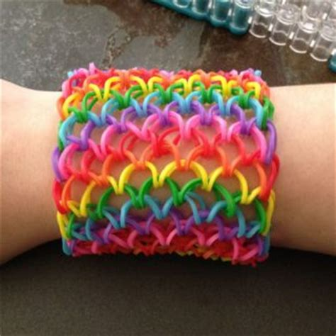 simple diy rubber band bracelets  loom required