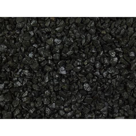 charcoal black pebbles gravels charcoal granite 100 074 from pebble