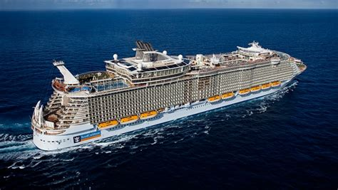 largest cruise ship biggest cruise ship list pics punchaos com