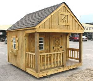 portable playhouse by better built storage buildings