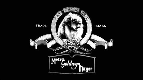 Metro Goldwyn Mayer 1928 Jackie logo with 1995 roar - YouTube J 15