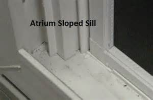 Sloped Window Sill Replacement Windows Sloped Sill Replacement Windows