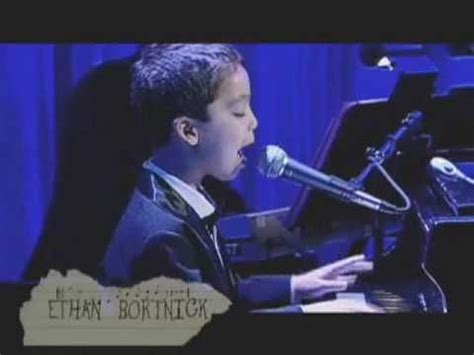 6 Year Child Prodigy Ethan Bortnick Opens For Nelly Furtado On Tour Kickoff by Ethan Bortnick 8 Years This Promo Reel You
