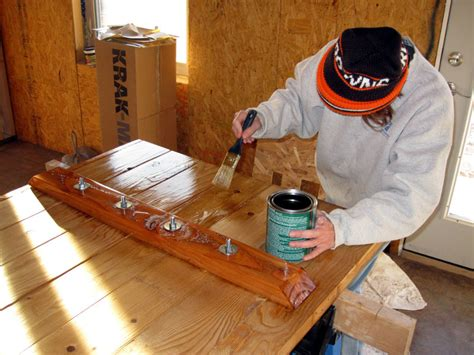 how to varnish wood learn how to refinish furniture