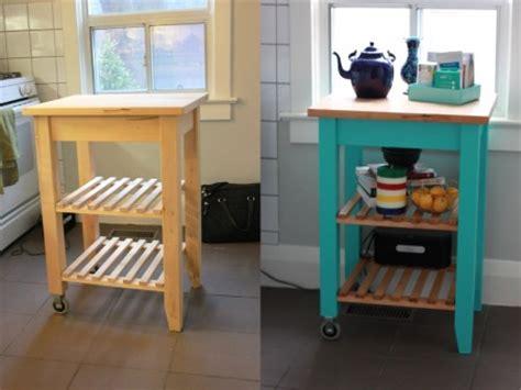 Butcher Block Kitchen Island Ikea by 191 Poco Espacio En La Cocina Aprov 233 Chalo Con El Carro Bekv 196 M