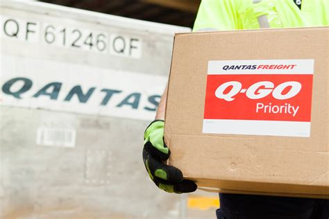 priority air freight qantas freight