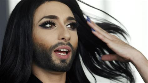 singer grace wins as nine uses you dont own me cover in eurovision s bearded lady conchita wurst