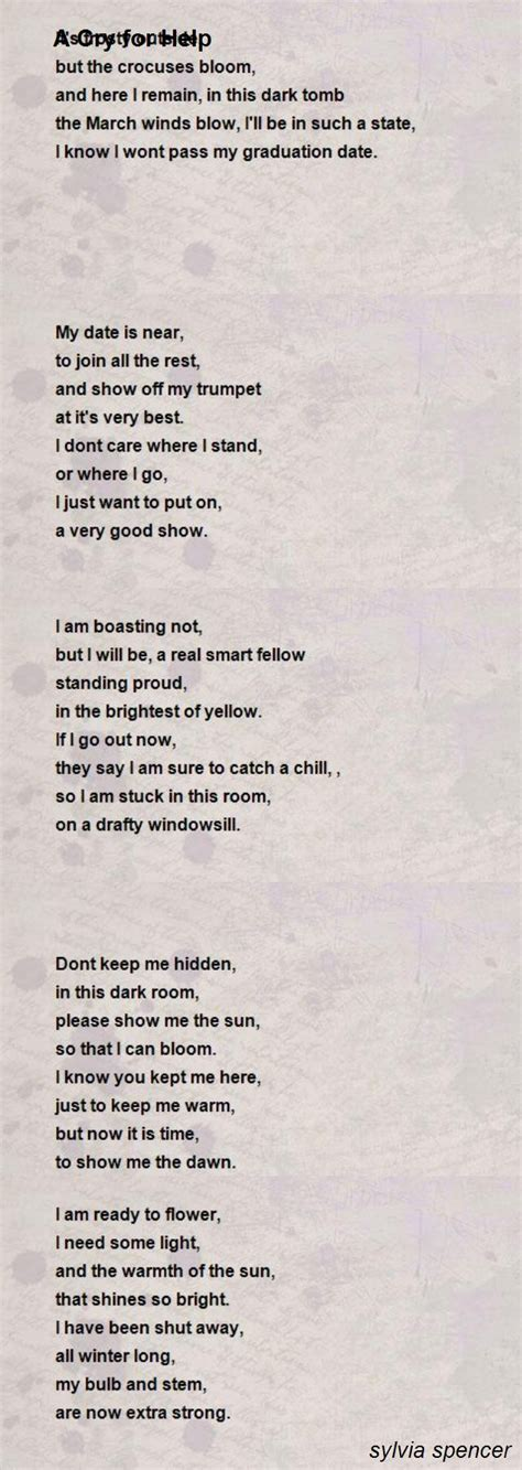 funeral poem i am in the next room a cry for help poem by sylvia spencer poem