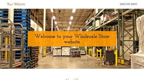 Wholesale Store Website Templates Godaddy Godaddy Store Templates